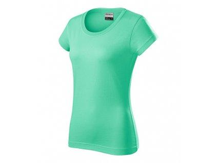 Resist tričko dámské mátová