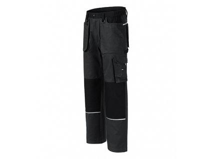 Woody pracovní kalhoty pánské ebony gray