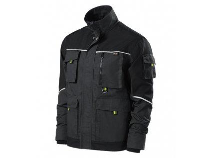 Ranger pracovní bunda pánská ebony gray