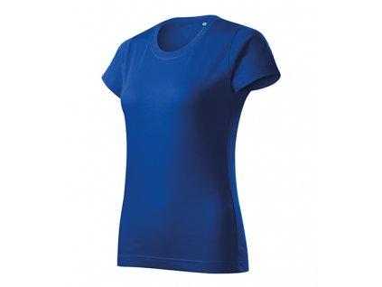 Basic Free tričko dámské královská modrá
