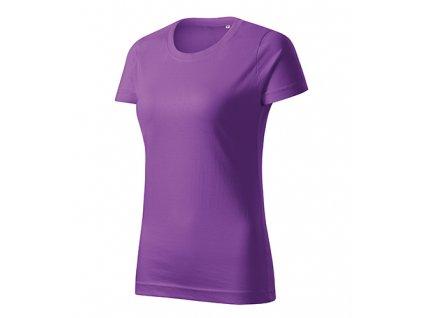 Basic Free tričko dámské fialová