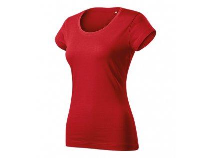 Viper Free tričko dámské červená