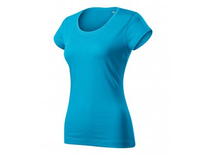 Viper Free tričko dámské tyrkysová
