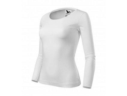 Fit-T LS triko dámské bílá