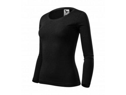 Fit-T LS triko dámské černá