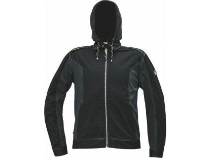DAYBORO pracovní bunda černá (Velikost/varianta 64)