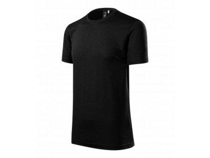 Merino Rise tričko pánské černá
