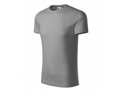Origin tričko pánské starostříbrná