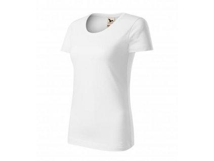 Origin tričko dámské bílá