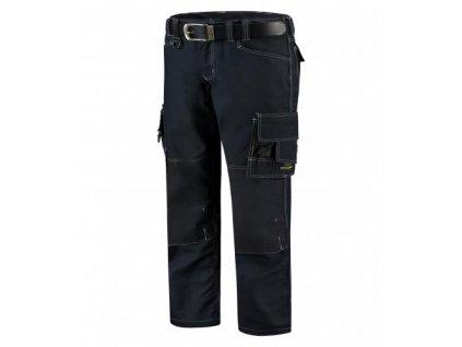 Cordura Canvas Work Pants pracovní kalhoty unisex námořní modrá
