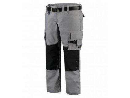 Cordura Canvas Work Pants pracovní kalhoty unisex šedá