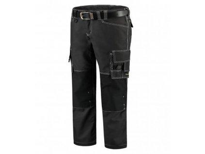 Cordura Canvas Work Pants pracovní kalhoty unisex tmavě šedá