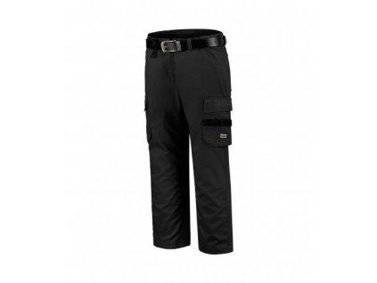 Work Pants Twill Women pracovní kalhoty dámské černá