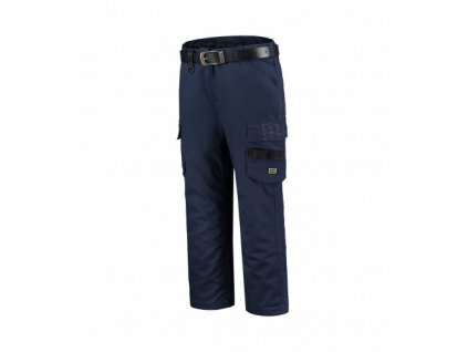 Work Pants Twill Women pracovní kalhoty dámské námořní modrá