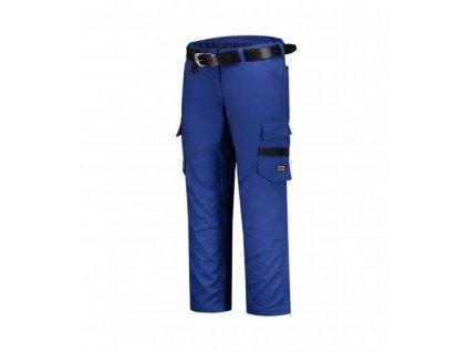 Work Pants Twill Women pracovní kalhoty dámské královská modrá