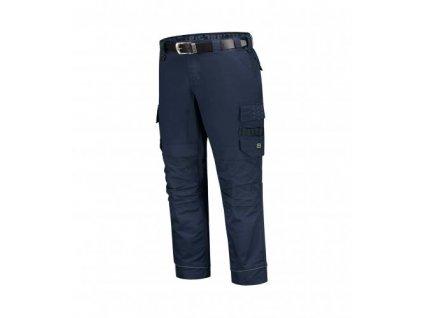 Work Pants Twill Cordura Stretch pracovní kalhoty unisex ink