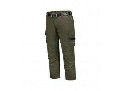 Work Pants Twill Cordura pracovní kalhoty unisex army