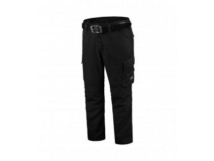 Work Pants Twill pracovní kalhoty unisex černá