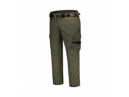 Work Pants Twill pracovní kalhoty unisex army