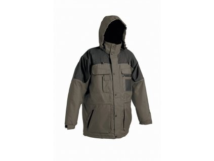 ULTIMO zimní bunda šedá (Velikost/varianta 3XL)