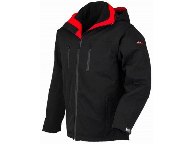 FOXY zimní bunda černá (Velikost/varianta 3XL)