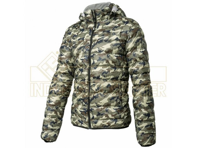 CALGARY zimní bunda camouflage (Velikost/varianta 3XL)