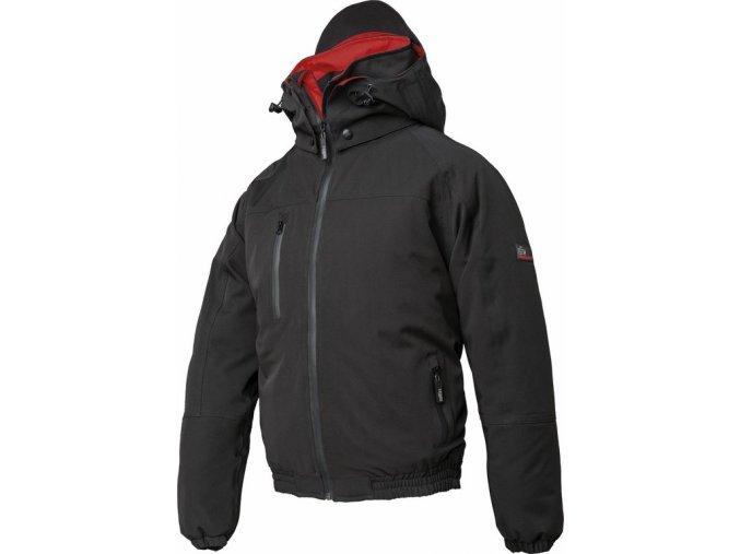 DEER zimní softshellová bunda černá (Velikost/varianta 3XL)