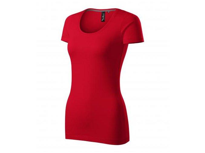 Action tričko dámské formula red