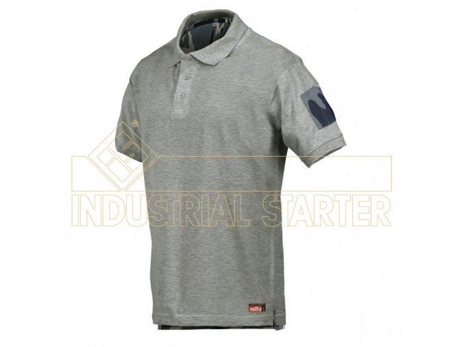 POLO triko šedé (Velikost/varianta 3XL)