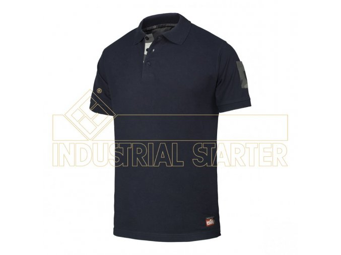 POLO triko modré (Velikost/varianta 2XL)