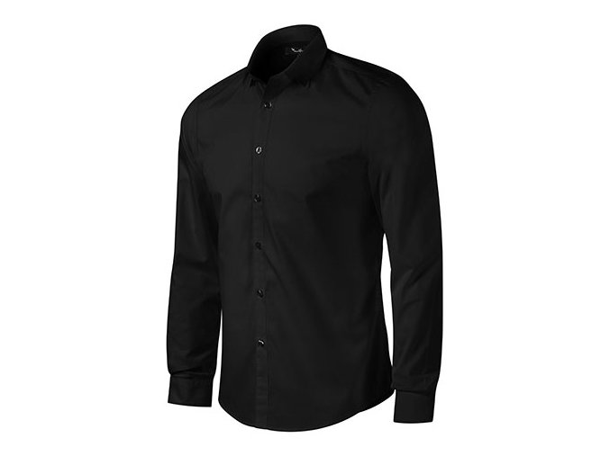 Dynamic košile pánská černá