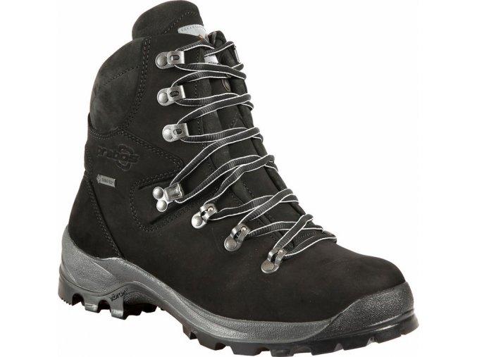 ANNAPURNA Gore-Tex kotníková pracovní obuv černá (Velikost/varianta 47)