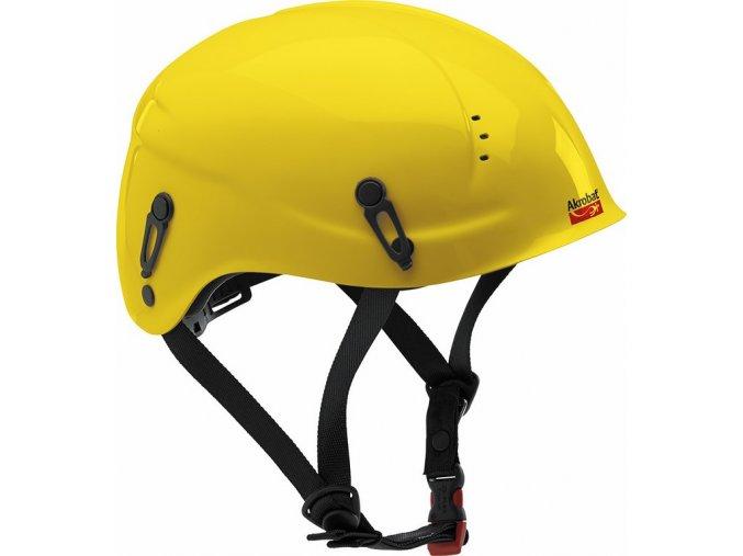 FALKNER Akrobat přilba žlutá (Velikost/varianta UNI)