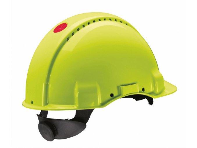 3M G3000 přilba fluorescenční (Velikost/varianta UNI)