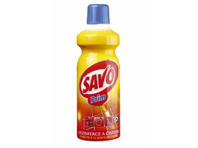 SAVO Prim 1L dezinfekční prostředek (Velikost/varianta UNI)