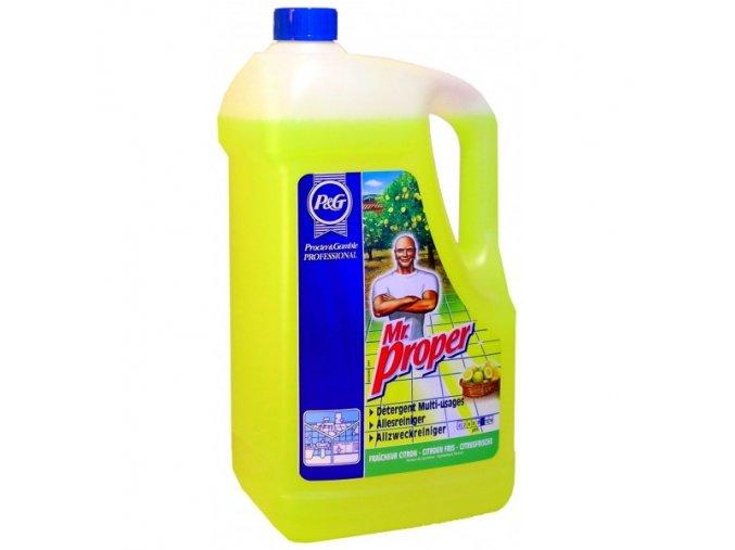 Mr.PROPER 5l mycí prostředek (Velikost/varianta UNI)