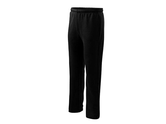 Comfort tepláky pánské/dětské černá