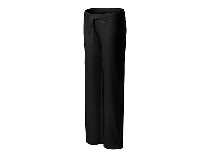 Comfort tepláky dámské černá