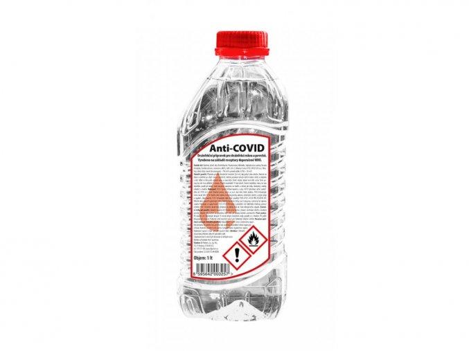 anti covid dezinfekce 1l