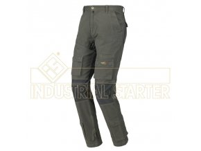 STRETCH ON pracovní kalhoty monterkové do pasu zelené (Velikost/varianta 3XL)