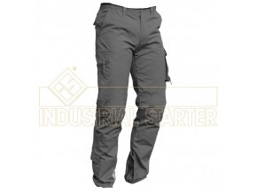 RAPTOR kalhoty outdoorové šedé (Velikost/varianta 3XL)