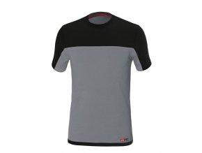 STRETCH tričko šedá