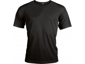 PROACT 438 tričko černé (Velikost/varianta 2XL)