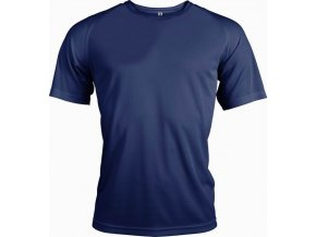 PROACT 445 dětské triko námořní modrá (Velikost/varianta 160)