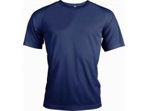 PROACT 439 tričko dámské námořní modrá (Velikost/varianta XL)