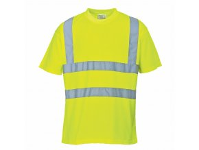 S478 reflexní tričko žluté (Velikost/varianta 4XL)