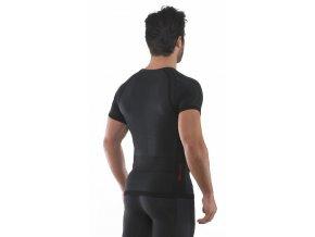 DRY STRECH triko s krátkým rukávem šedé (Velikost/varianta 3XL)