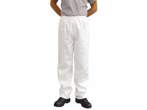 Pekařské kalhoty bílé (Velikost/varianta 3XL)