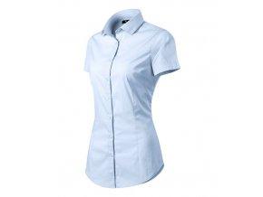 MALFINI FLASH 261 košile dámská světle modrá (Velikost/varianta 2XL)