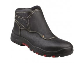 COBRA 3 S3 pracovní kotníková obuv černá